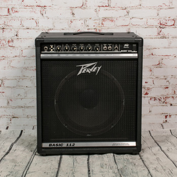 """Peavey """"Basic 112"""" Bass Combo Amp x9998 (USED)"""
