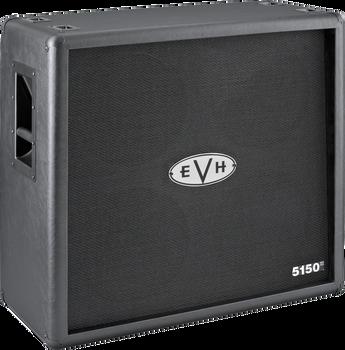"""EVH Eddie Van Halen 5150 III Guitar Speaker Cabinet, 4x12"""", Black"""