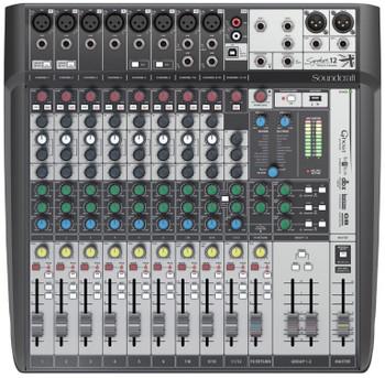 Soundcraft Signature 12MTK Mixer
