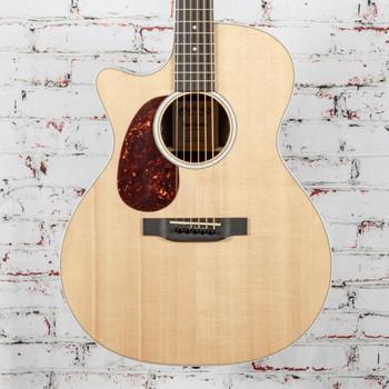 Martin GPC-13EL-01 Road Series Acoustic Electric Guitar - Sitka/Ziricote x8365