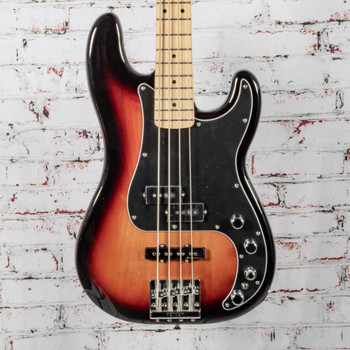 Fender Deluxe Active Precision Bass Special 3 Color Sunburst x0770