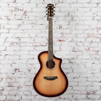 Breedlove B-Stock Jeff Bridges Amazon Concert Sunburst CE Spruce/Mahogany x0079