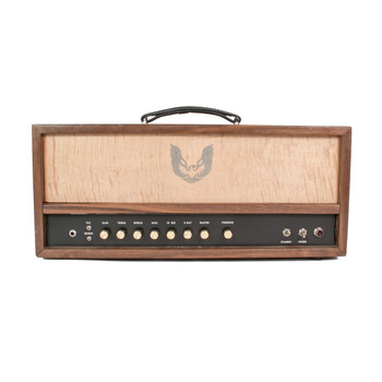 """DM Firebird """"Carrie"""" All-Tube 6CA7 Hand-Wired Guitar Amp Head #17 (USED)"""