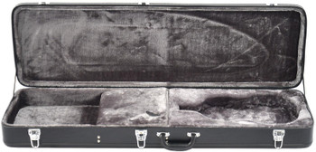 Epiphone Viola Bass Hard Case Black