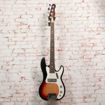 Teisco EB-1 Bass Sunburst AS-IS x3383 (USED)