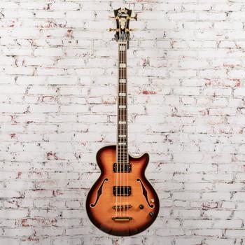 D'Angelico B-Stock Excel EX-Bass Vintage Sunburst x3688