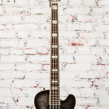 D'Angelico B-Stock Excel SD Bass Greyblack Solid Body x0295