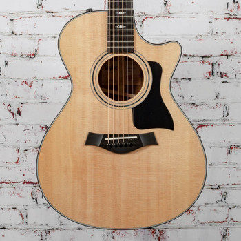 Taylor 312ce Grand Concert V-Class Actoustic-Electric Guitar- Natural x1134