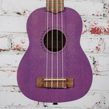 Kala Watercolor Meranti Royal Purple, Soprano x3338
