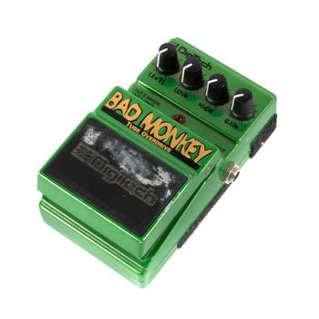 DigiTech Bad Monkey Overdrive Pedal (USED) x2615