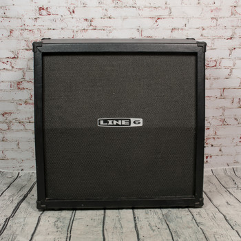 """Line 6 4x12"""" Cabinet x0246 (USED)"""