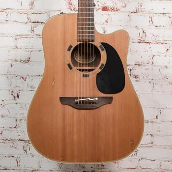 Takamine EN10C Cutaway Acoustic Electric Guitar Natural x0808 (USED)