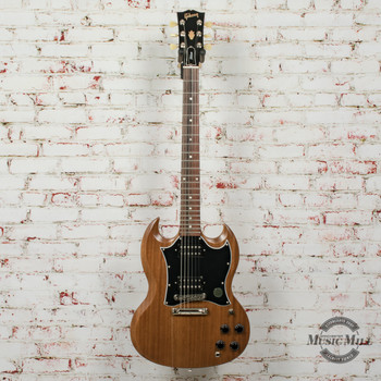 Gibson SG Tribute Natural Walnut Electric Guitar