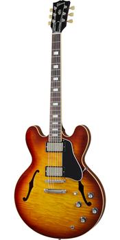 Gibson ES-335 Figured Left-Handed - Iced Tea