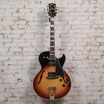 2016 Gibson Es-175 Figured SB w/OHSC *Headstock Repair* x6712 (USED)
