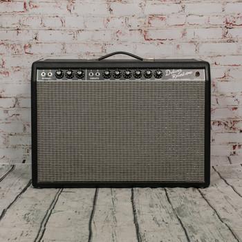 Fender Deluxe Reverb-Amp Model AB763 All Tube Guitar Combo x1135 (USED)