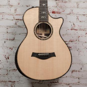 Taylor 912ce 12-Fret Acoustic Guitar Natural x1153