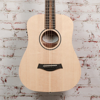 Taylor BT1e Baby Taylor Acoustic/Electric Guitar Natural x1479