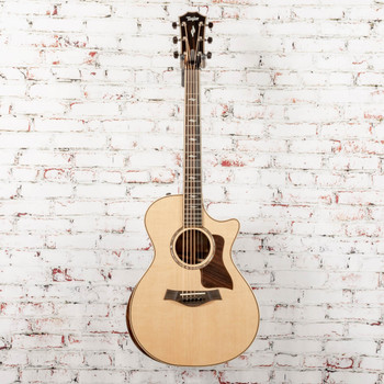 Taylor 812ce 2021 Acoustic/Electric Guitar Natural x1172
