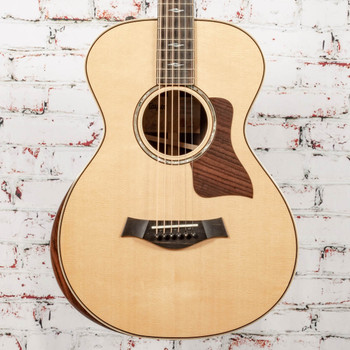 Taylor 812e 12-Fret Acoustic/Electric Spruce/Rosewod Guitar Natural x1162