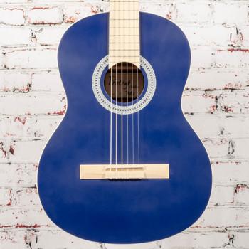 Cordoba C1 Matiz Classical Acoustic Guitar Classic Blue x0934