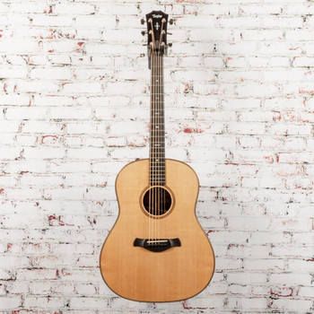 Taylor 717e Grand Pacific Builder's Edition with V-Class Bracing - Natural x1143