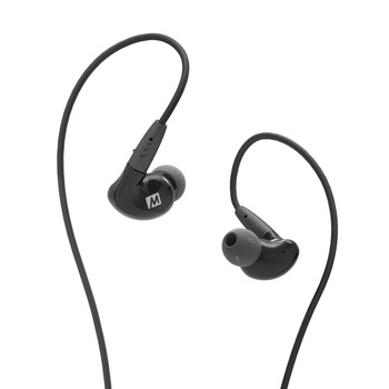 MEE Audio Pinnacle P2 High Fidelity Audiophile In-Ear Headphones with Detachable Cables
