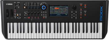 Yamaha MODX6 61-Key Synthesizer Workstation , Black