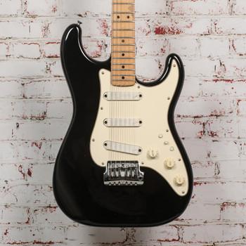 Fender 1983 Stratocaster Elite Electric Guitar Black x8045 (USED)