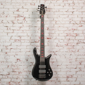 Spector B-Stock Alex Webster Signature 5-String Bass x6579