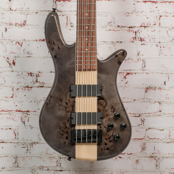 Spector B-Stock NS-2000/5 Dan Briggs Signature 5-String Bass Black Stain  x0363