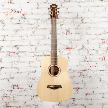 Taylor BT1e Baby Taylor Acoustic/Electric Guitar Natural x1473