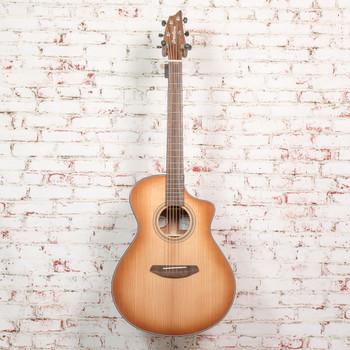Breedlove B-Stock Signature Concert Copper CE Acoustic Electric Guitar Torrefied European-African Mahogany x9853