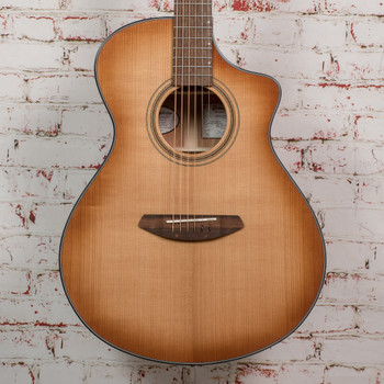 Breedlove B-Stock Signature Concert Copper CE Acoustic Electric Guitar Torrefied European-African Mahogany x9981