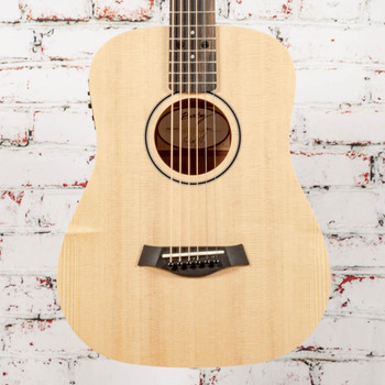 Taylor BT1e Baby Taylor Acoustic/Electric Guitar Natural x1452