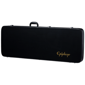 Epiphone G-1275 Double-Neck Electric Guitar Hard Case Black
