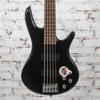 Ibanez GSR205 5-String Bass Black x5301