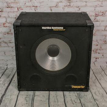 Hartke HS115BT Bass Cabinet, 8Ω, 150w x2652 (USED)