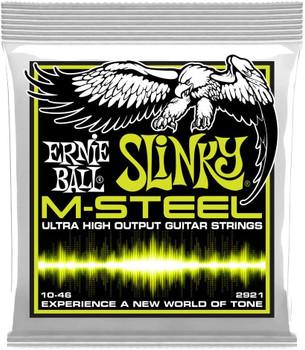 Ernie Ball M-Steel Regular Slinky Set, .010 - .046