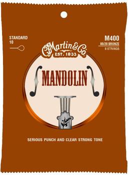 Martin Mandolin 80/20 Bronze Set 10-34 41Y18M400