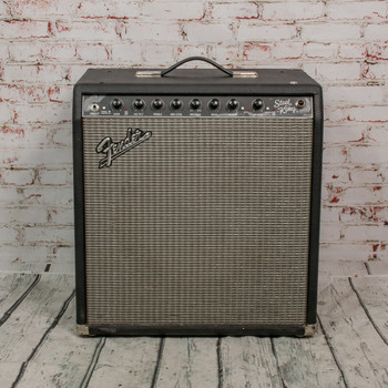 Fender Steel King 200W 1x15 Lap & Pedalsteel Combo Amp x8850 (USED)