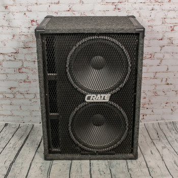 Crate BE-215 Bass Cabinet x0162 (USED)