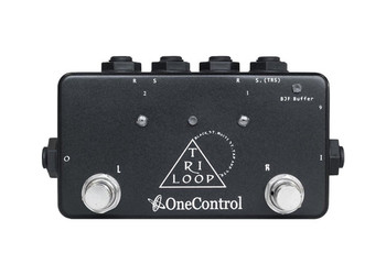 One Control Tri Loop Multi-Mode Switcher - True Bypass