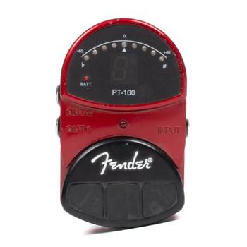Fender PT100 Pedal Tuner (USED) x4309