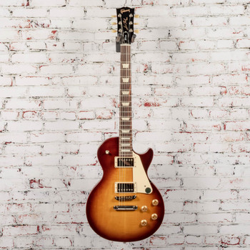 Gibson Les Paul Tribute Satin Electric Guitar Iced Tea x0412