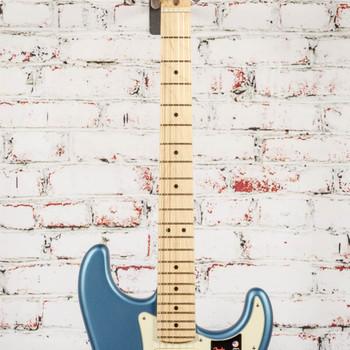 Fender American Performer Strat MN Satin Lake Placid Blue x9419
