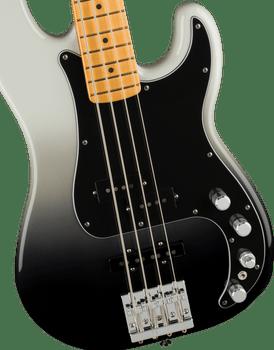 Fender Player Plus Active Precision Bass Maple Neck Silver Smoke [PRE-ORDER]