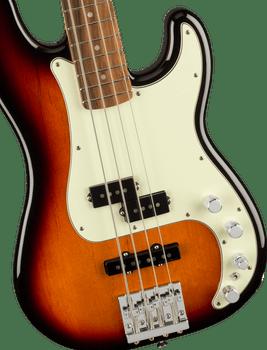Fender Player Plus Active Precision Bass PF 3-Tone Sunburst [ARRIVING 9/20]
