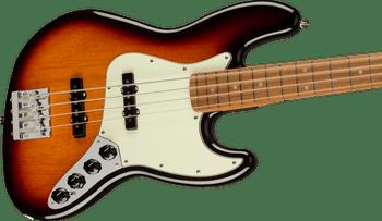 Fender Player Plus Active Jazz Bass PF 3-Tone Sunburst [ARRIVING 9/20]