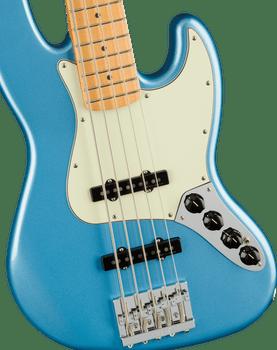 Fender Player Plus Active Jazz Bass V 5-String MN Opal Spark [ARRIVING 9/20]
